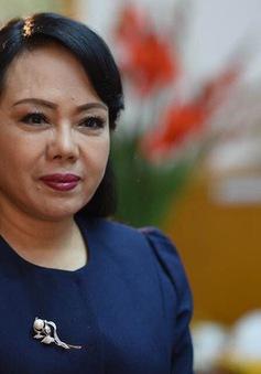 Bộ trưởng Bộ Y tế Nguyễn Thị Kim Tiến dự Lễ kỷ niệm Quốc khánh Hoa Kỳ lần thứ 242
