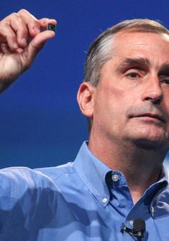 """CEO Intel từ chức vì có quan hệ """"mật thiết"""" với nhân viên"""