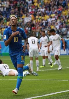 FIFA World Cup™ 2018, ĐT Brazil – ĐT Serbia: Vũ công Samba nhọc nhằn tiến bước? (01h00, 28/6, VTV6)