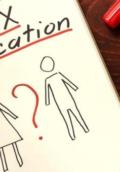 Giáo dục giới tính tại nhà trường được chú trọng