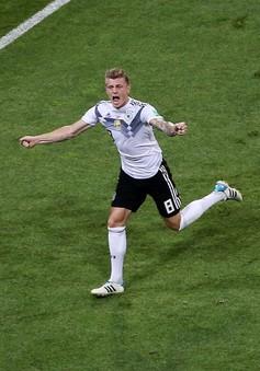 Chấm điểm Đức 2-1 Thụy Điển: Kroos từ tội đồ hóa người hùng phút 90+5