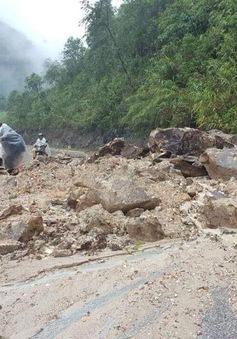 Lai Châu: Mưa lũ lớn làm 6 người chết và mất tích