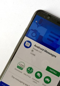 Mẹo sử dụng Android Messages trên web