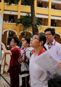 Kỳ thi THPT Quốc gia năm 2018: Hơn 900.000 thí sinh bước vào môn thi đầu tiên