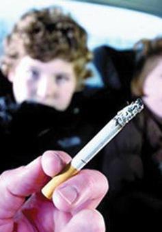 Mối nguy hại từ hút thuốc lá gián tiếp
