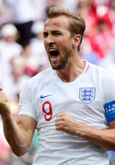 Harry Kane sẽ đạt đẳng cấp Messi và Ronaldo sau World Cup™ 2018
