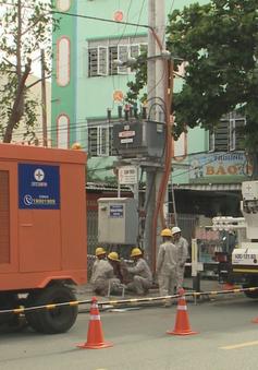 Điện lực Đà Nẵng áp dụng công nghệ sửa chữa điện không cần cắt điện