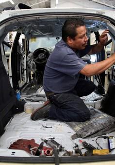 Mexico đẩy mạnh sản xuất xe chống đạn do bạo lực gia tăng