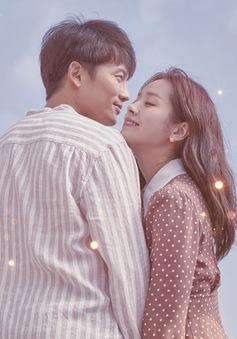 Ji Sung và Han Ji Min cực tình cảm trong poster phim mới