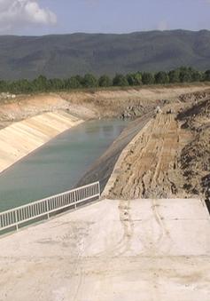 Giải quyết căn bản khô hạn tại Ninh Thuận với công trình thủy lợi trọng điểm