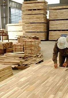Xuất khẩu lâm sản 6 tháng ước đạt 4,15 tỷ USD
