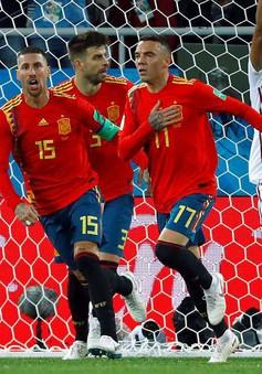 Chấm điểm ĐT Tây Ban Nha 2-2 ĐT Marocco: Isco hay nhất, nhưng Aspas là người hùng nhờ VAR