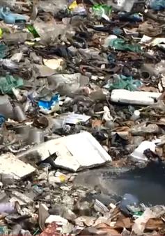 """Những con kênh """"kêu cứu"""" vì ô nhiễm rác"""