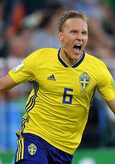 KẾT QUẢ FIFA World Cup™ 2018: Thắng cách biệt Mexico, Thụy Điển lọt vào vòng 1/8