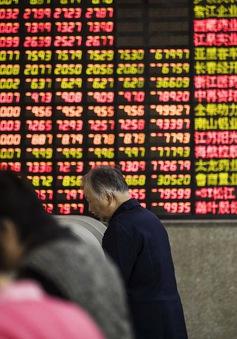 Chứng khoán Trung Quốc gần chạm đáy 4 năm