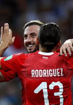 KẾT QUẢ FIFA World Cup™ 2018: Hòa ĐT Costa Rica, ĐT Thụy Sĩ xếp nhì bảng E