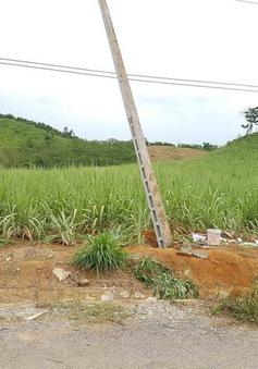 Làm rõ trách nhiệm vụ 4 người bị điện giật tử vong tại Nghệ An