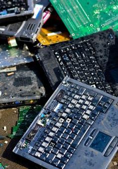 Hiểm họa sức khỏe và môi trường từ rác thải điện tử