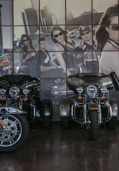 Phản ứng trái chiều về quyết định chuyển ra nước ngoài của Harley-Davidson