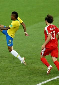 """Chấm điểm Serbia 0-2 Brazil: Khi các """"vũ công"""" nhảy múa"""