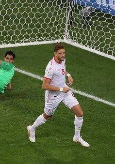 Kết quả FIFA World Cup™ 2018, ĐT Panama 1-2 ĐT Tunisia: Chiến thắng ngược dòng!