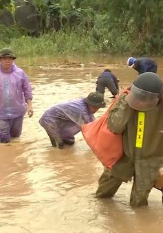 Hà Giang chung tay khắc phục hậu quả thiên tai