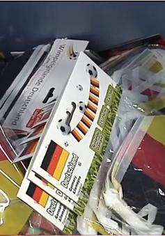 """Đức: Dịch vụ """"ăn theo"""" World Cup ảnh hưởng sau khi đội tuyển quốc gia bị loại"""