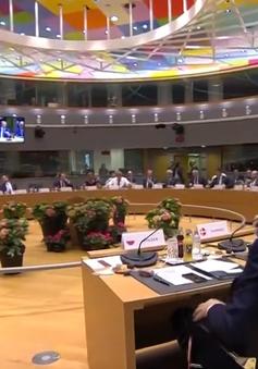 Các nước châu Âu đạt được thoả thuận về vấn đề tị nạn