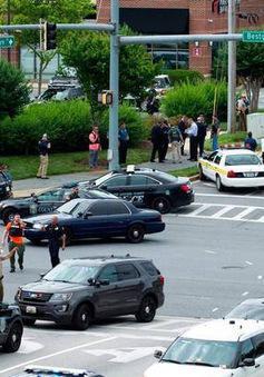 Xả súng ở tòa soạn báo Mỹ qua lời kể của nhân chứng