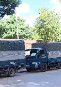 Những xe tải dưới 3,5 tấn nào phải gắn phù hiệu?