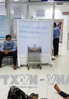TP.HCM phát hiện chùm ca bệnh cúm A/H1N1