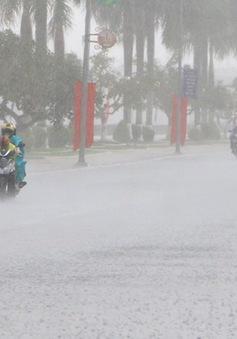 Cảnh báo mưa lớn diện rộng tại các tỉnh ven biển miền Trung, Tây Nguyên và Nam Bộ
