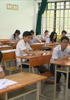 Buổi thi đầu tiên tuyển sinh vào lớp 10 tại Đà Nẵng