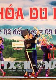 Khai mạc Tuần lễ văn hóa du lịch Bắc Hà