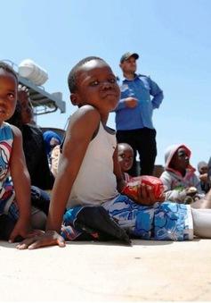 Hàng trăm người di cư có thể đã chết đuối gần Tripoli