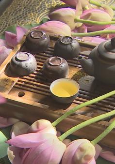 1000 bông sen - 1kg trà sen, tinh túy ẩm thực Việt