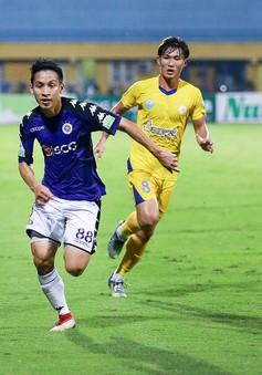 CLB Hà Nội thắng đậm Sanna Khánh Hòa BVN trên sân nhà