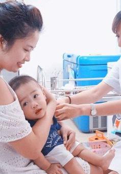 Tiêm chủng đầy đủ để phòng viêm não Nhật Bản cho trẻ