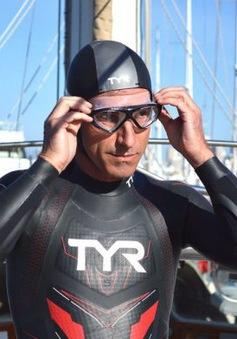 Bất chấp hiểm nguy vẫn muốn bơi vượt Thái Bình Dương