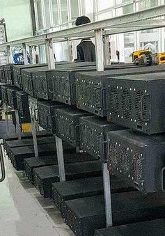 Bộ Tài chính đề xuất dừng nhập máy đào tiền ảo