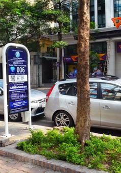 Giá giữ xe ô tô chuyển từ hình thức tính lũy kế sang tính theo mét vuông sau khi dừng dịch vụ iParking