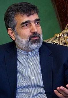 Iran bất ngờ tuyên bố tăng tốc làm giàu urani