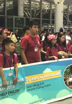 Nhiều phụ huynh lựa chọn trại hè ở nước ngoài cho con