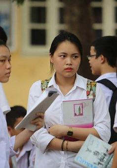 Hà Nội công bố lịch thi vào lớp 10