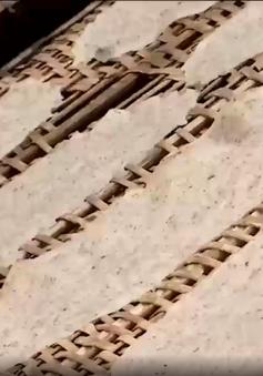 Đậm vị Bánh tráng xứ dừa