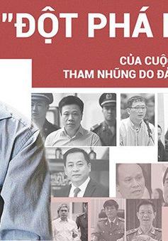 """[MAGAZINE] Ủy ban Kiểm tra Trung ương - """"Đột phá khẩu"""" của cuộc chiến chống tham nhũng do Đảng phát động"""
