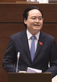 """Bộ trưởng Phùng Xuân Nhạ: """"Kiên quyết đưa những giáo viên kém phẩm chất ra khỏi ngành"""""""