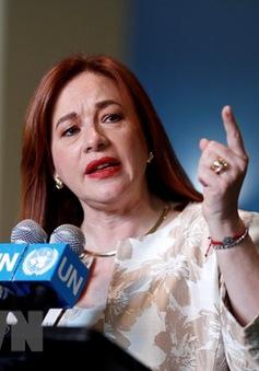 Ngoại trưởng Ecuador đắc cử chức Chủ tịch Đại hội đồng LHQ khóa 73