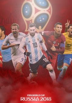 CHÍNH THỨC: Đài THVN đạt thỏa thuận với FIFA về bản quyền truyền thông World Cup 2018