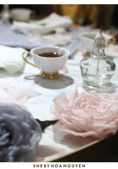 Trực tiếp Thế hệ số 10h00 (7/6): Trải nghiệm làm hoa từ chất liệu lụa